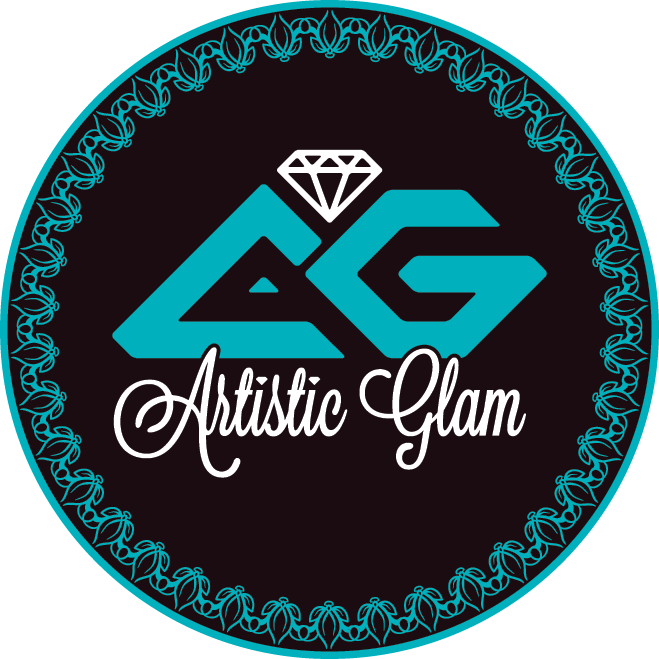 Home Artistic Glam Logo in Crest